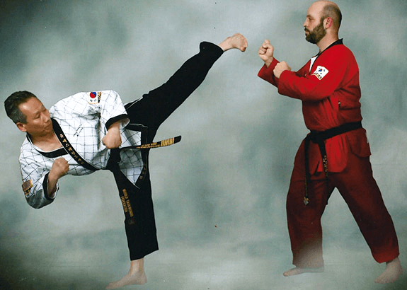 Grand Master Ki Soo Jung