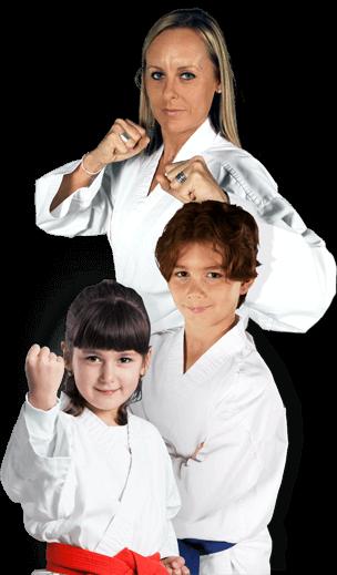 Family Karate Taekwondo Fitness Martial Arts